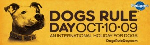 Dogs Rule Day