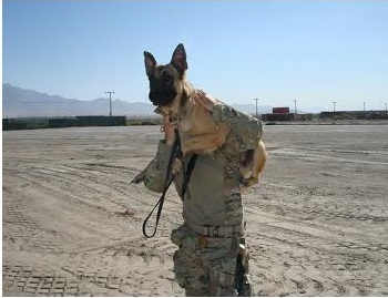 OPERATION MILITARY CARE K9 Informational Booklet