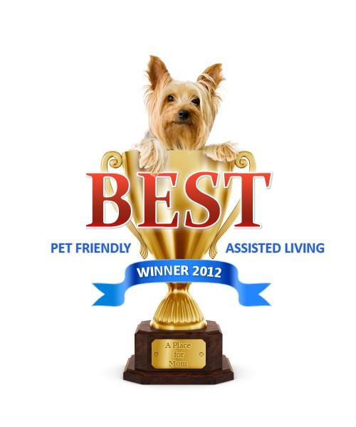 Senior Living Referral Service Lists Houston Pet Friendly