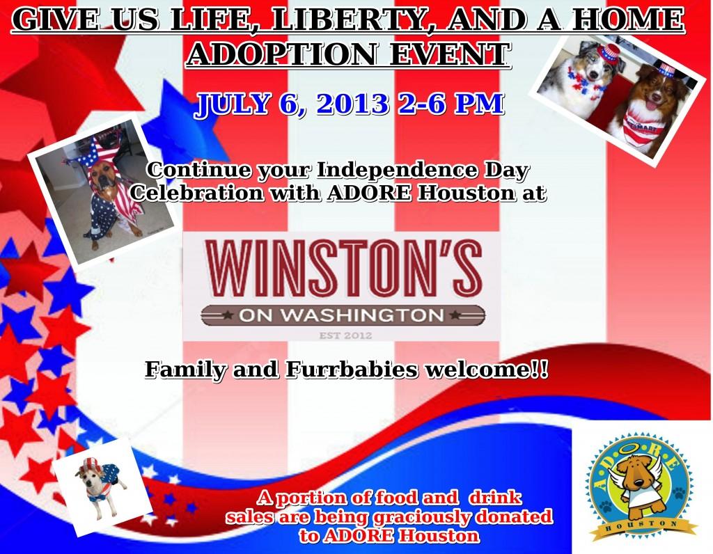 Winstons Flyer