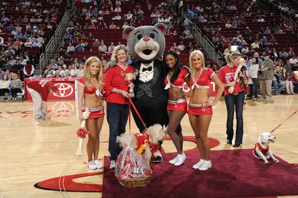 Charlotte Bobcats v Houston Rockets