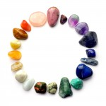 Gemstones circle