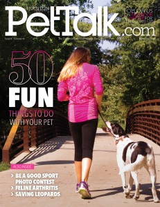 PetTalk 95 August 2014_cover