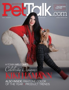 PetTalk 100 January 2015 Cover
