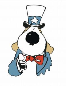 Henrietta Wants You To Vote!