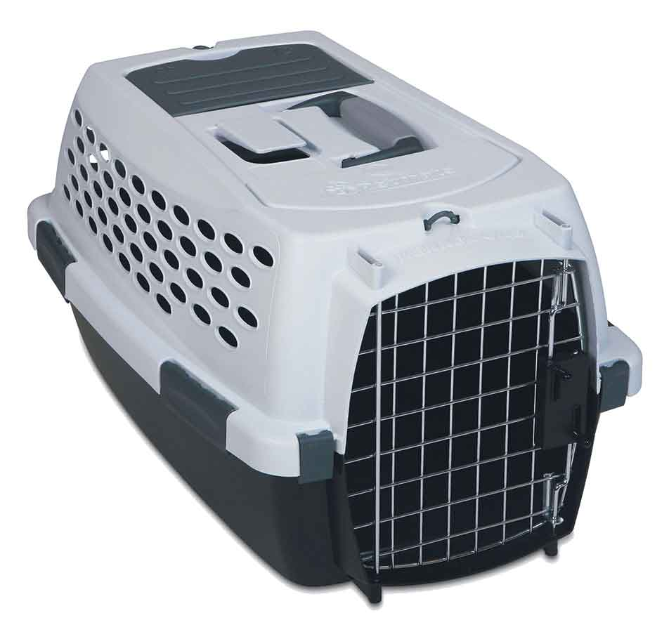 Houston SPCA Hosts Crate Drive