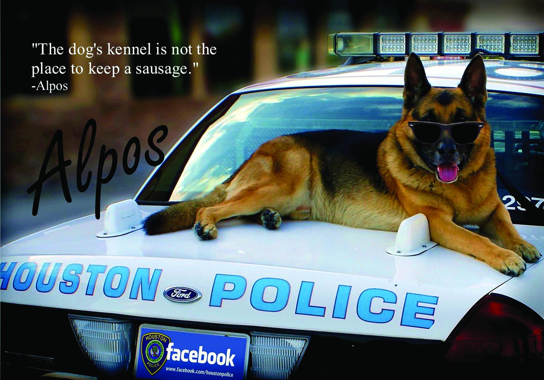 """CAP's """"Mr. Magoo's & His Canine Cops"""" Event"""