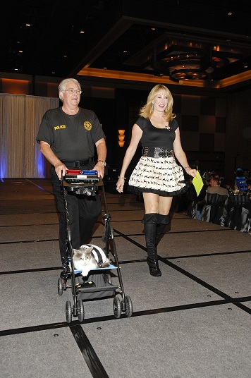 Canine Cops & Robbers Raises Record Funds for CAP