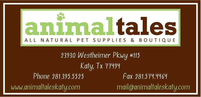 Animal Tales of Katy Hosts Yappy Hour
