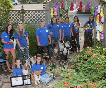 MONTGOMERY COUNTY 4-H STATE DOG SHOW RESULTS