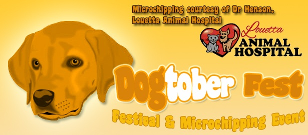 October 22 Barktober Fest Offers $25 Micro-Chipping
