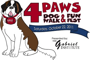 4 Paws Dog Walk And Fun-Fest October 22
