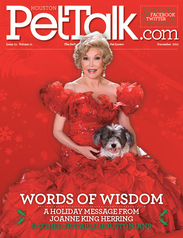 December 2012 Digital Issue of Houston PetTalk