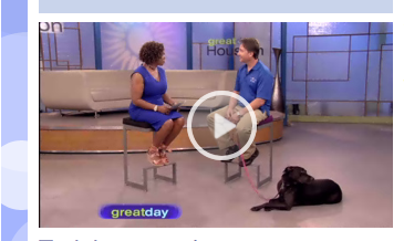PetTalk Sponsor Dean Miller of Club Canine on Gr. Day Houston