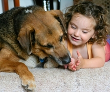 Kids and Dogs: A Crazy Combo
