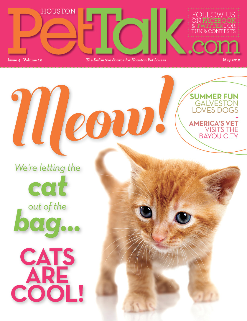 May 2012 Digital Issue of Houston PetTalk