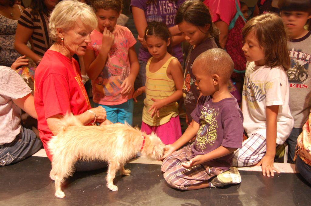 Children's Museum of Houston  presents Dog Days of Summer