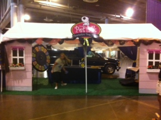 35th Reliant Dog Show Underway: Come See Us!