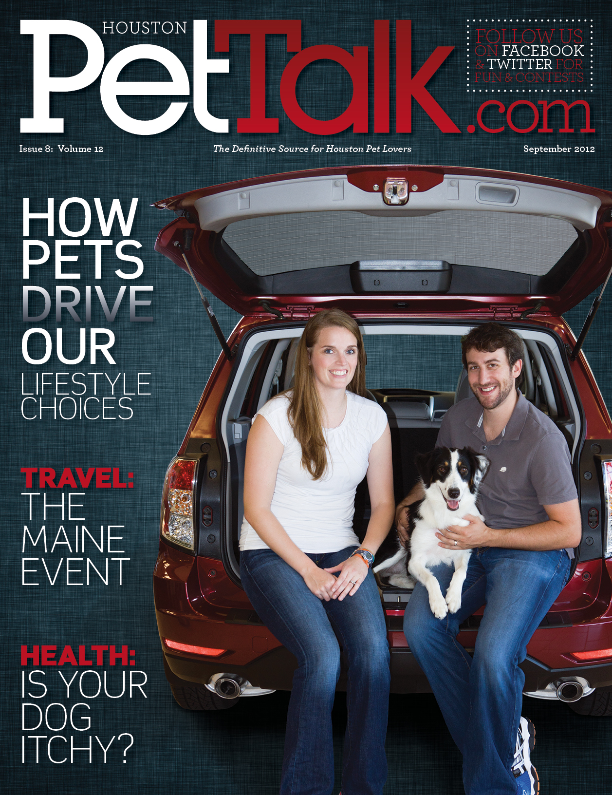 September 2012 Digital Issue of Houston PetTalk