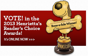 Have You Voted for the Best Pet Business?