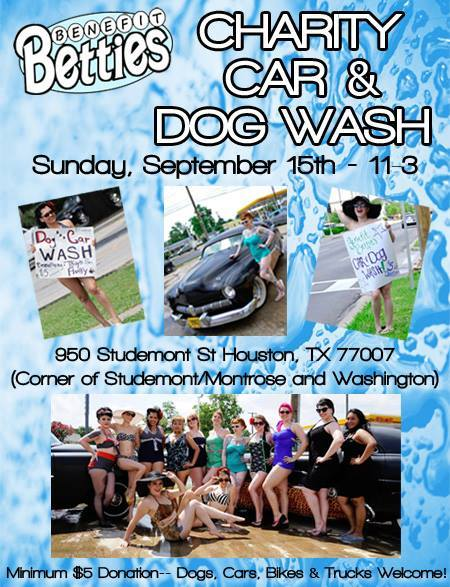 $5 Car/Dog Wash
