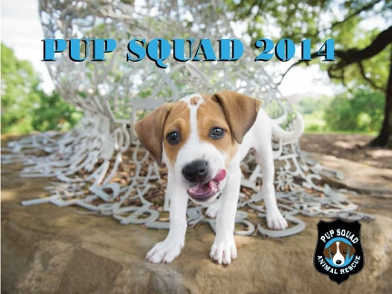 Pup Squad Calendars are Here!