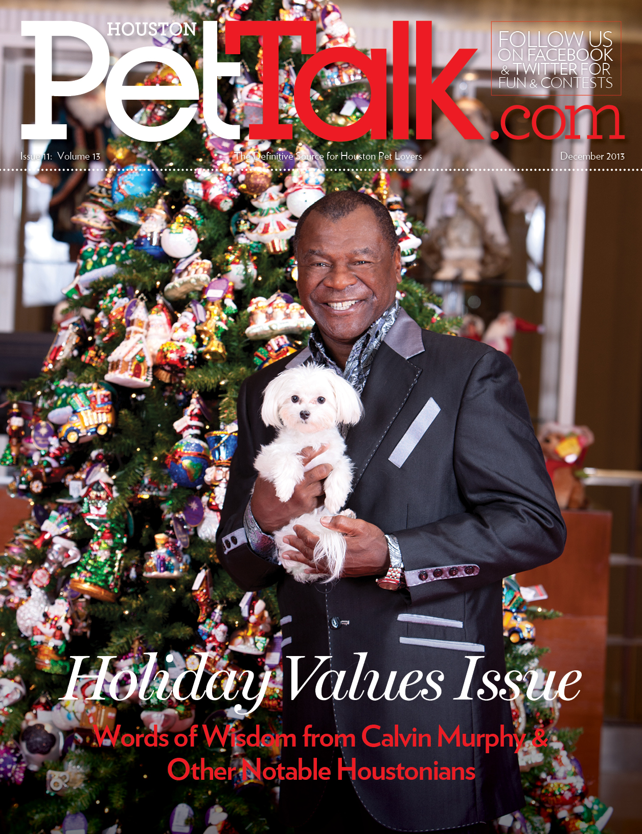 December 2013 Digital Issue of Houston PetTalk