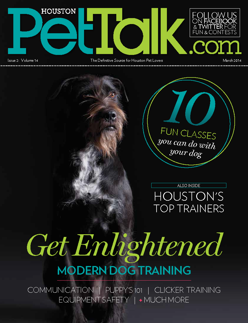 March 2014 Digital Issue of Houston PetTalk