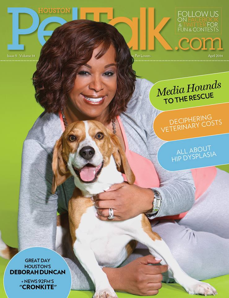 April 2014 Digital Issue of Houston PetTalk
