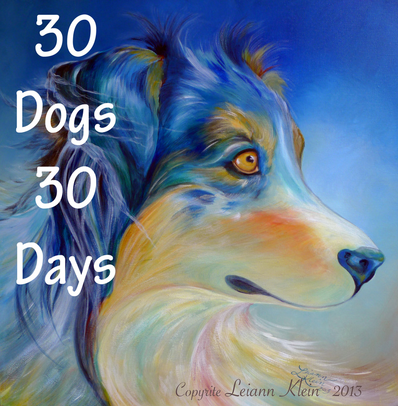 30 Dogs 30 Days Fundraiser