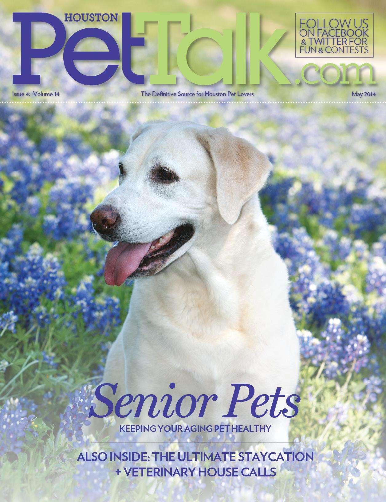 May 2014 Digital Issue of Houston PetTalk