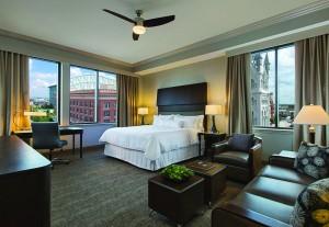 Room; photo credit Landry's, Inc.
