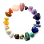 Gemstones circle