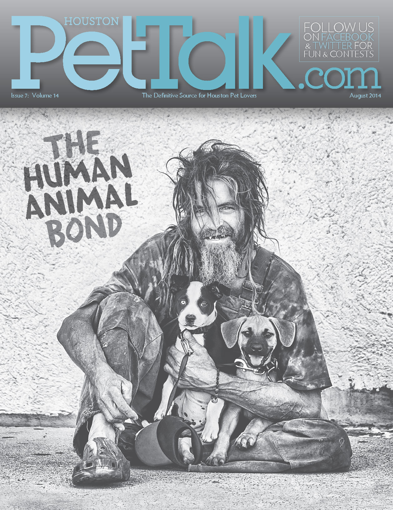 August 2014 Digital Issue of Houston PetTalk