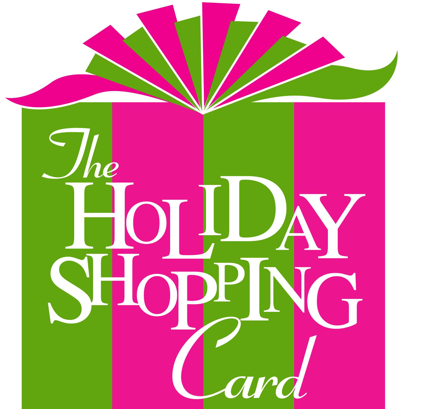 Shop 'Til You Drop with the Holiday Shopping Card