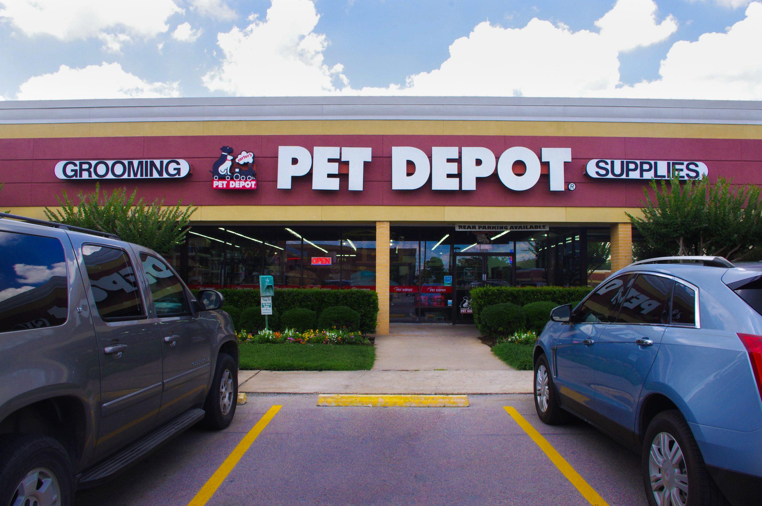 Carter's Pet Depot