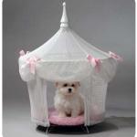Sugarplum Princess Dog Bed $150 at Doggy in Wonderland