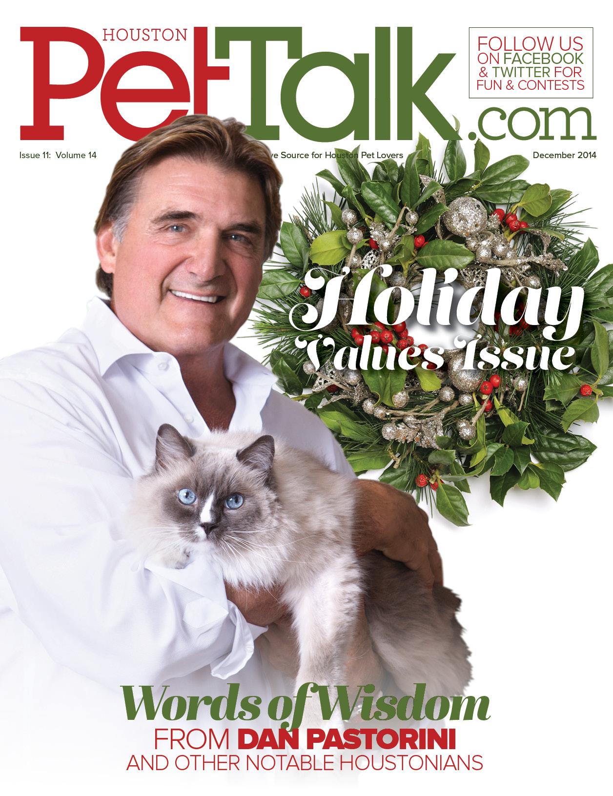 December 2014 Digital Issue of Houston PetTalk