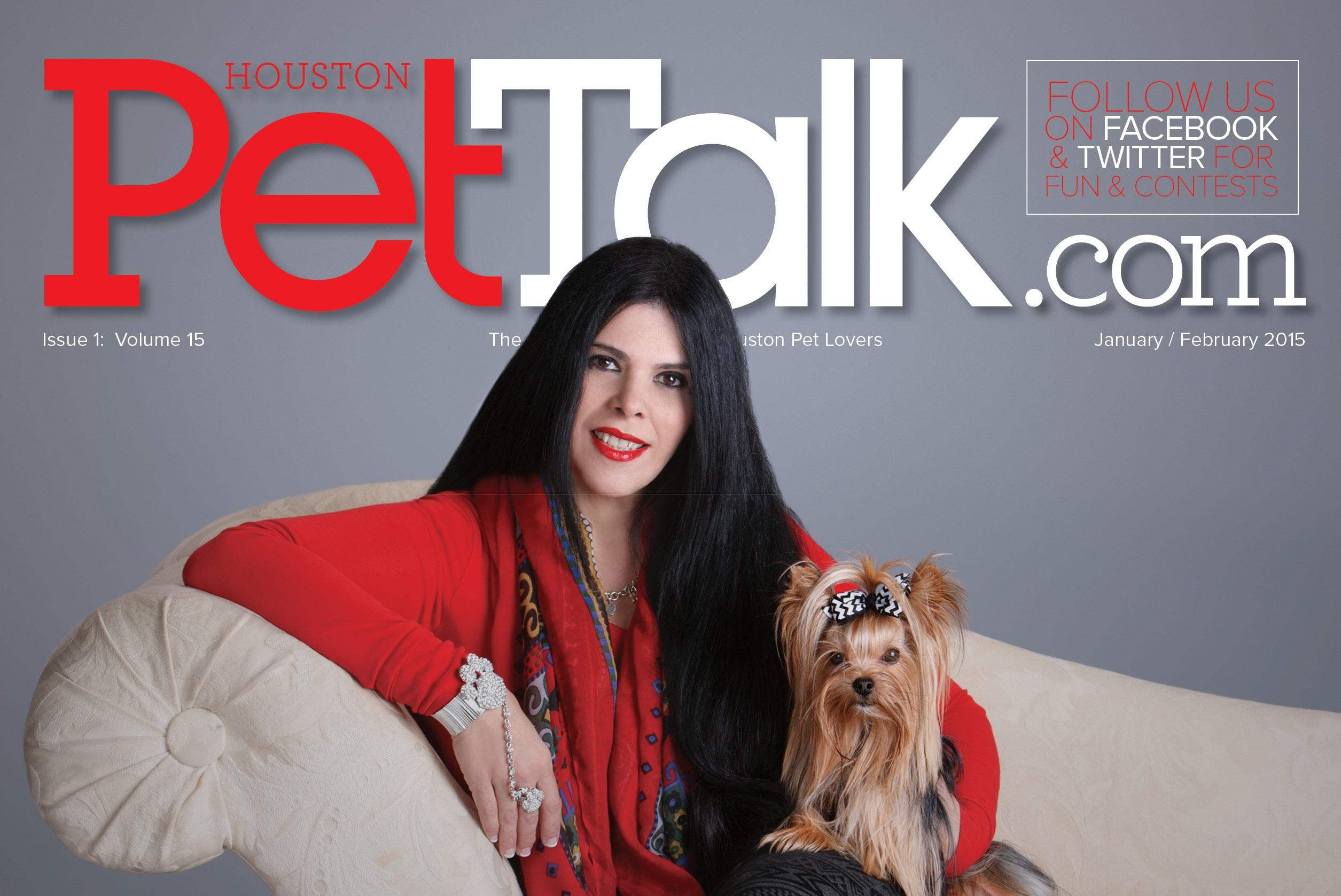 January & February 2015 Digital Issue of Houston PetTalk