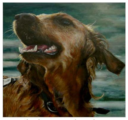 Dog Show Art