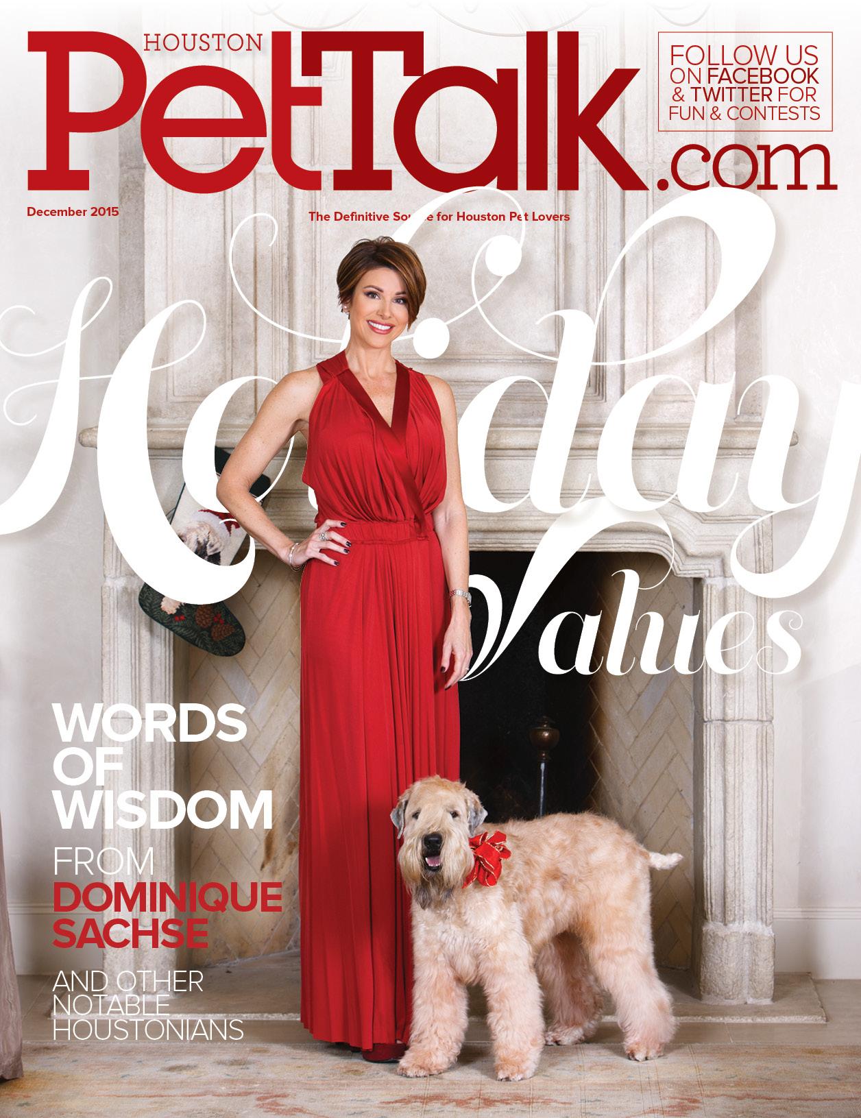 December 2015 Digital Issue of Houston PetTalk