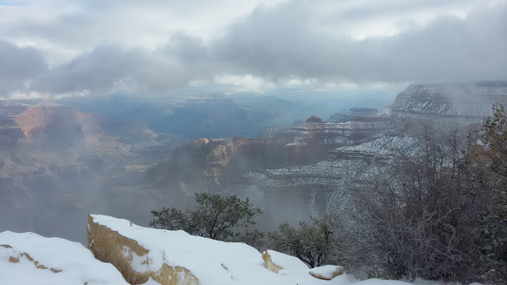 A cold day at the Canyon (2)