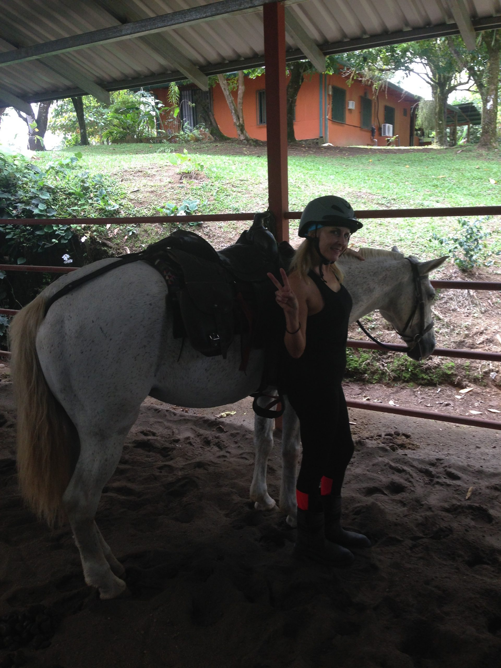 Day 6: Costa Rican Equine Adventure
