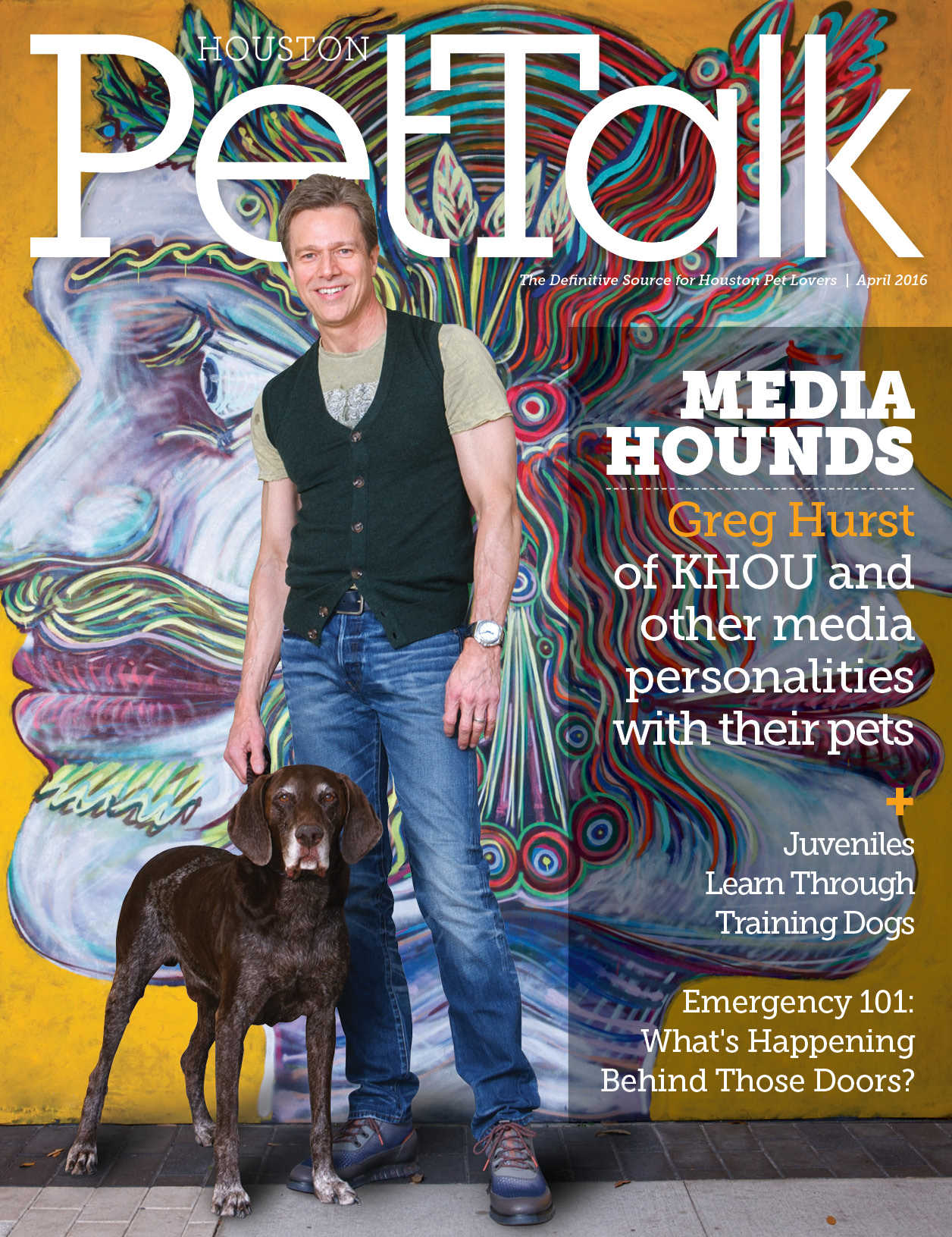 April 2016 Digital Issue of Houston PetTalk