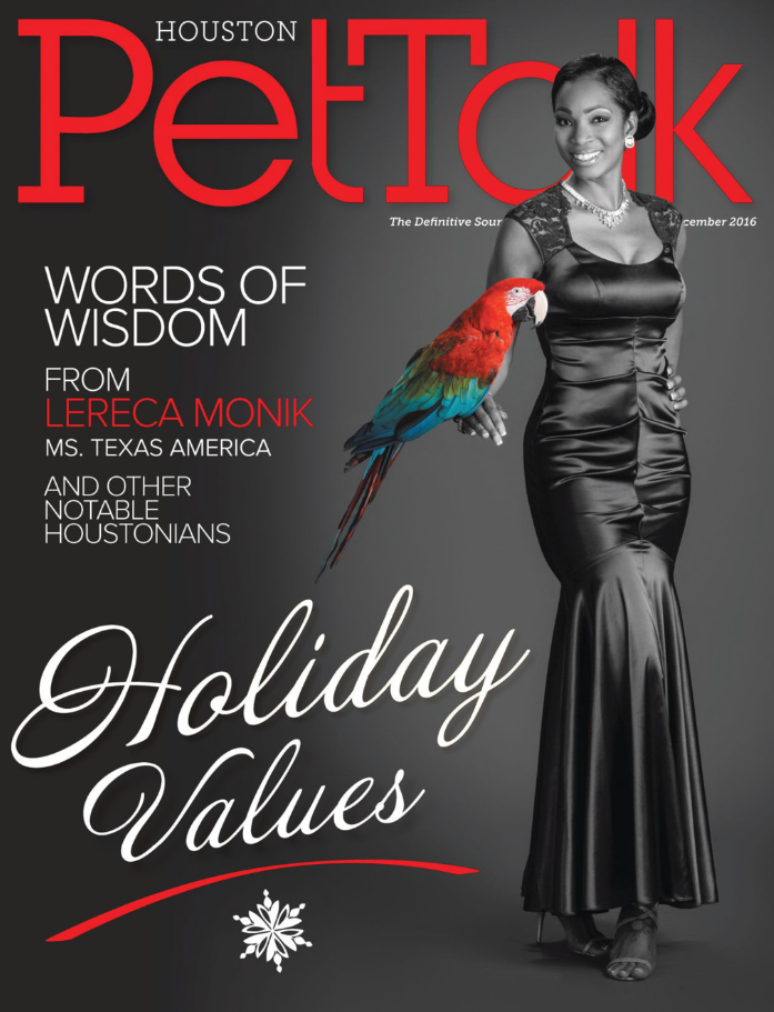 December 2016 Digital Issue of Houston PetTalk