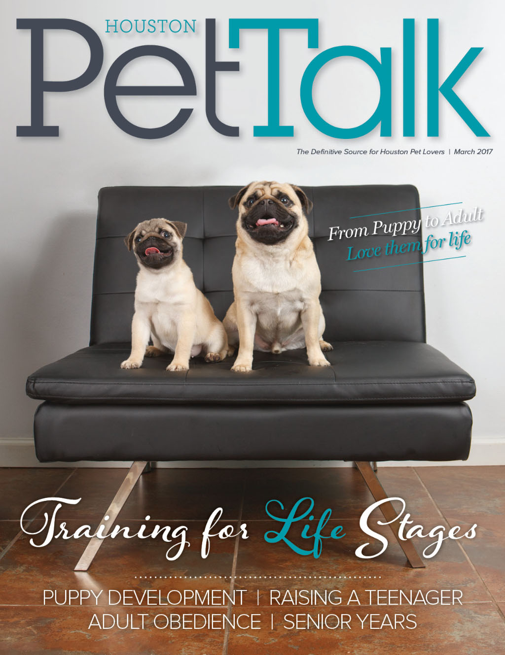 March 2017 Digital Issue of Houston PetTalk