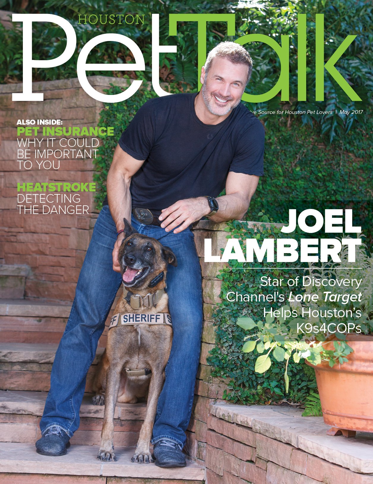 May 2017 Digital Issue of Houston PetTalk