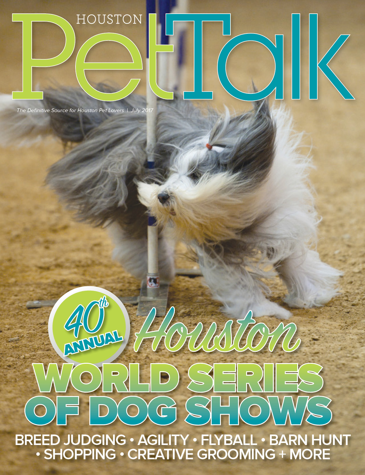 July 2017 Digital Issue of Houston PetTalk