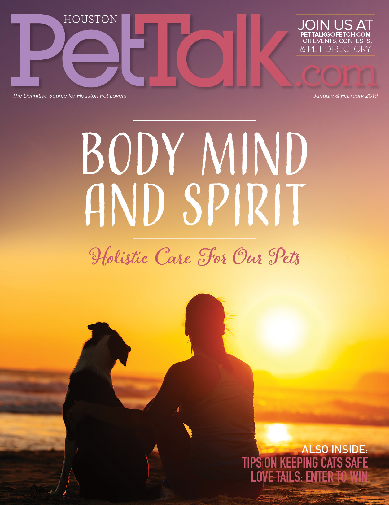 January/February 2019 Digital Issue of Houston PetTalk