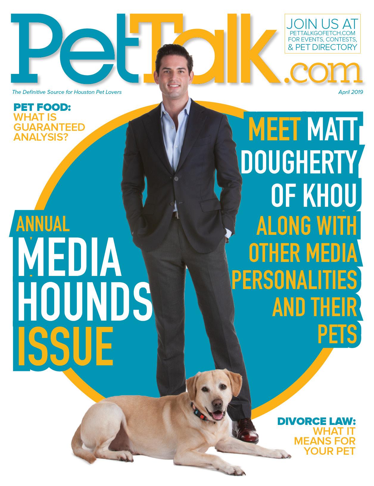 April 2019 Digital Issue of Houston PetTalk